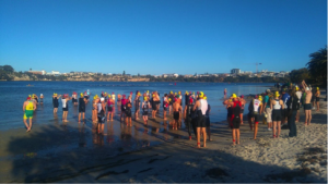 First Triathlon, Physiotherapy Nedlands