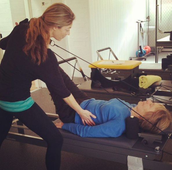 arthritis pilates nedlands perth physio