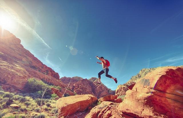knee pain jumping